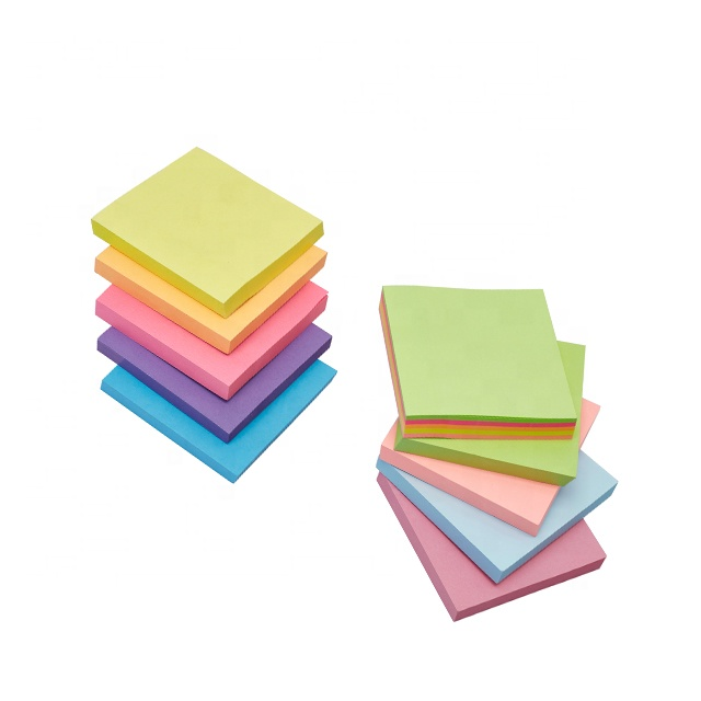 Wholesale Low Price Custom Tear-off Paper Notepad/heart
