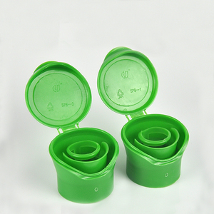 28mm cooking oil use flip top cap / snap cap with ring pull