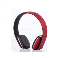 High Quality 2018 Wireless Bluetooth Foldable Over Ear studio Headphones