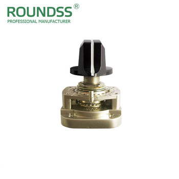 Binary Code 16 Position Rotary Switch For Cnc Machinery Controller