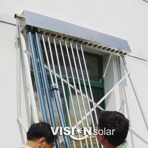 Patented High Efficient Vacuum Tube Solar Air Heater Collector