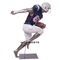 strong muscle football sports male mannequin for sale BRADY-10