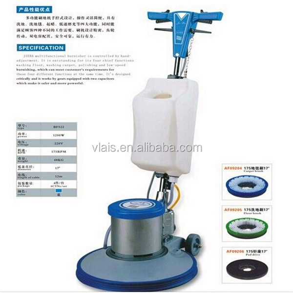 Marble Floor Buffing Machine Floor Matttroy