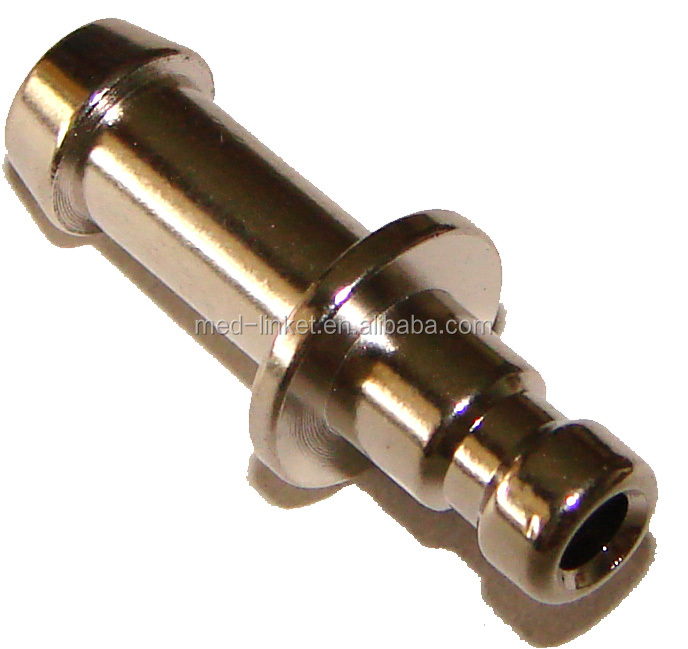 NIBP Cuffs Tubing Metal Air Hose Connectors A04