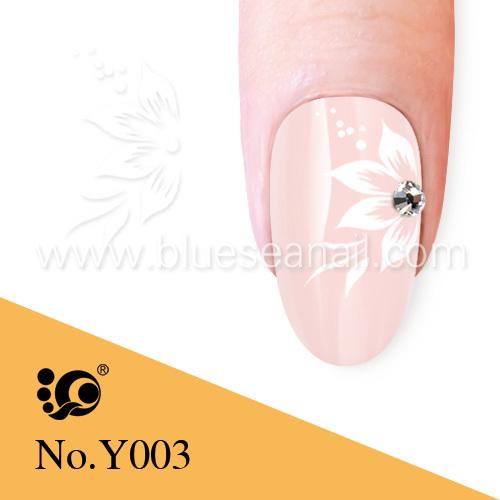 2014 Baru Kualitas Tinggi Nail Art Stiker & Decals Henna