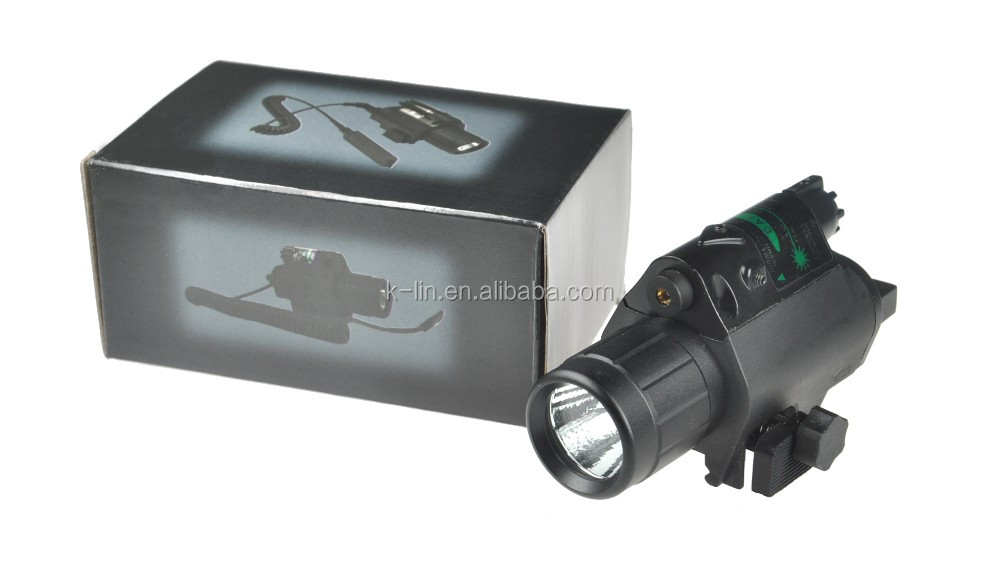 ODM/OEM Night Vision Tactical Weapon Sight Optic Rifle Scope Military Red Laser Bore Sight