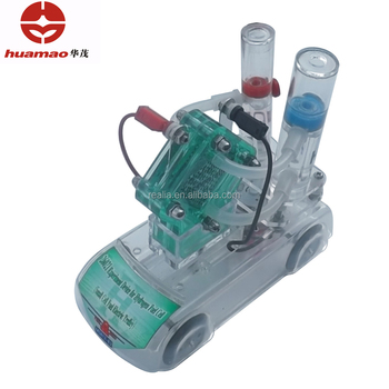 Demonstration Of The Conversion Of Fuel Cell Car (proton Membrane Exchange)  Energy Hydrogen Generator - Buy Fuel Cell Car,Natural Gas Hydrogen