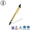 Good Quality Plastic Supply Promotional Flat Ballpoint Pen