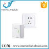 Home Plug 200Mbps Wallmount Powerline Network Adapter