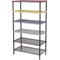 wire mesh shelf/ metal storage shelf /metal bread baskets