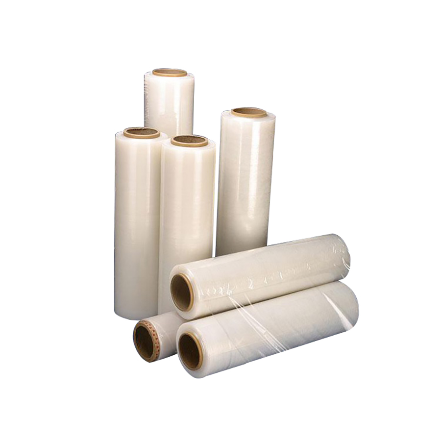 Deutschland stretch geblasen polyethylen max stretch wrap film