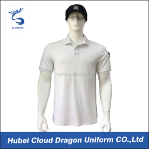 Security company staff polo shirt wholesale security guard polo shirts for sale