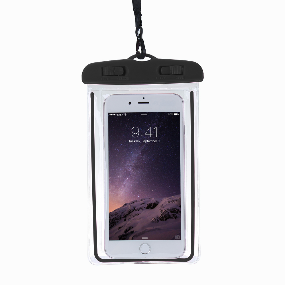 Great Free Shipping Water Proof Mobile Phone Case Bag / Universal Waterproof Cell Phone Case фото