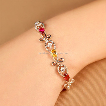 Fashion Jewelry Gold Bracelet Design For Girls Jd0225 Buy Gold
