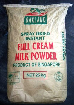 Full Cream Milk Powder - Buy 25kg Full Cream Milk Powder Product on  Alibaba com