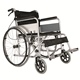 wheelchair with spoke wheel
