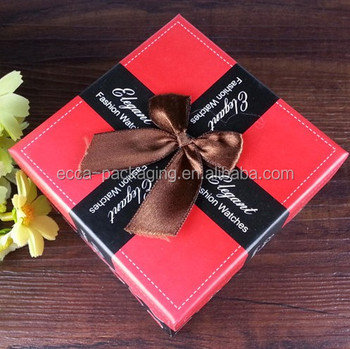 Fancy christmas gift box with ribbon bow luxury gift boxes made in fancy christmas gift box with ribbon bow luxury gift boxes made in china negle Images