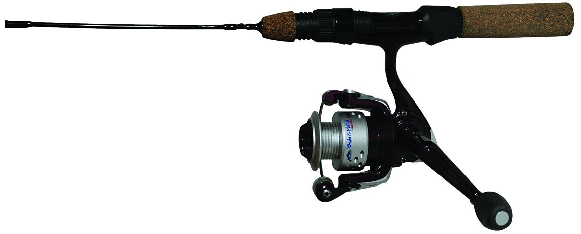 Eagle Claw WMTRI28PISBC Tony Roach 28-Inch Rod and Reel Ice Combo Spring Bobber