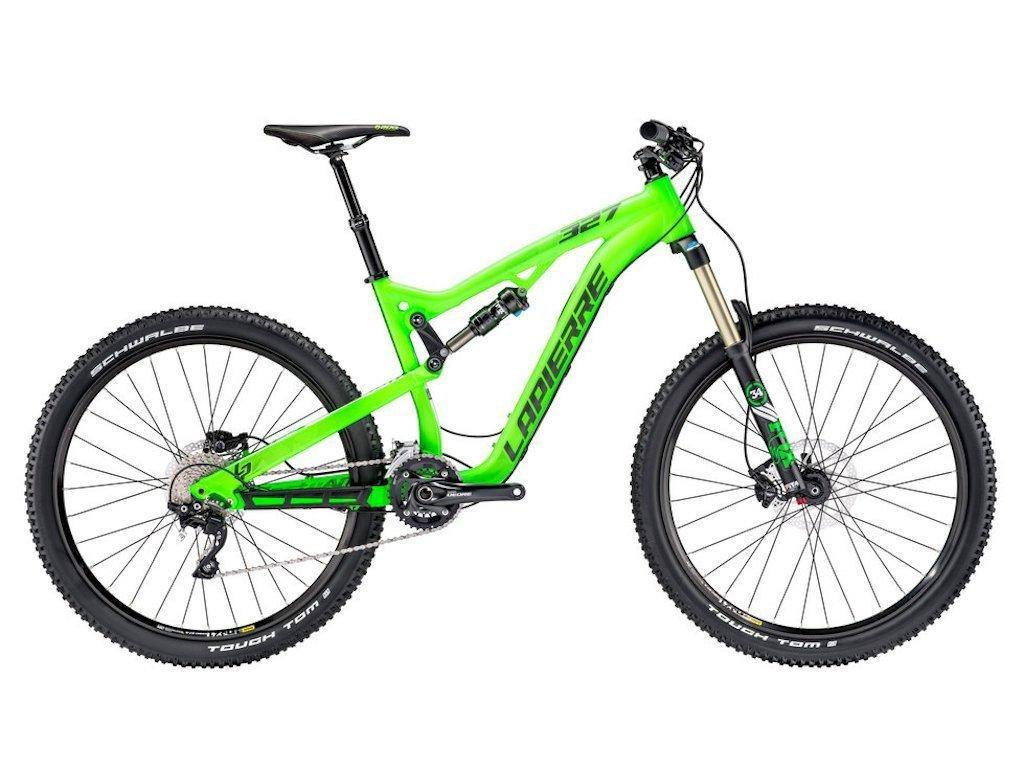 LAPIERRE Trail Bike Bicycle Cycling Alloy Handlebar 31.8x720mm Rise 15mm AL7050