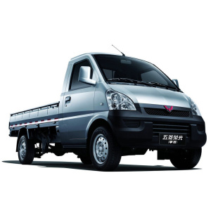 lower shipping costs mini truck pickup type 1ton lorry for goods transport