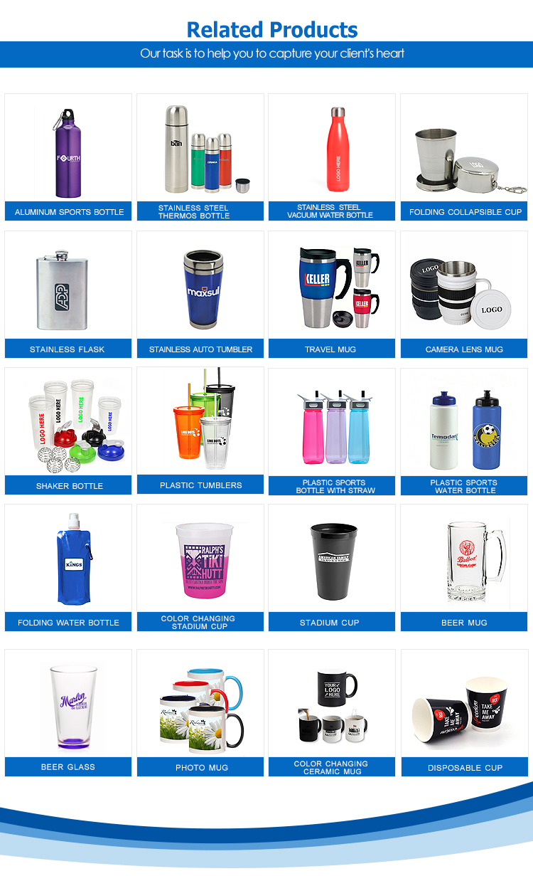 High Quality 20 0Z Slim Stainless Steel Tumbler with Straw Wholesale