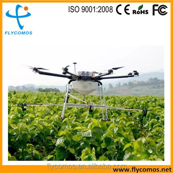 10L Long flying drone sprayer for agriculture, orchard, fruittree, sugarcane, crop
