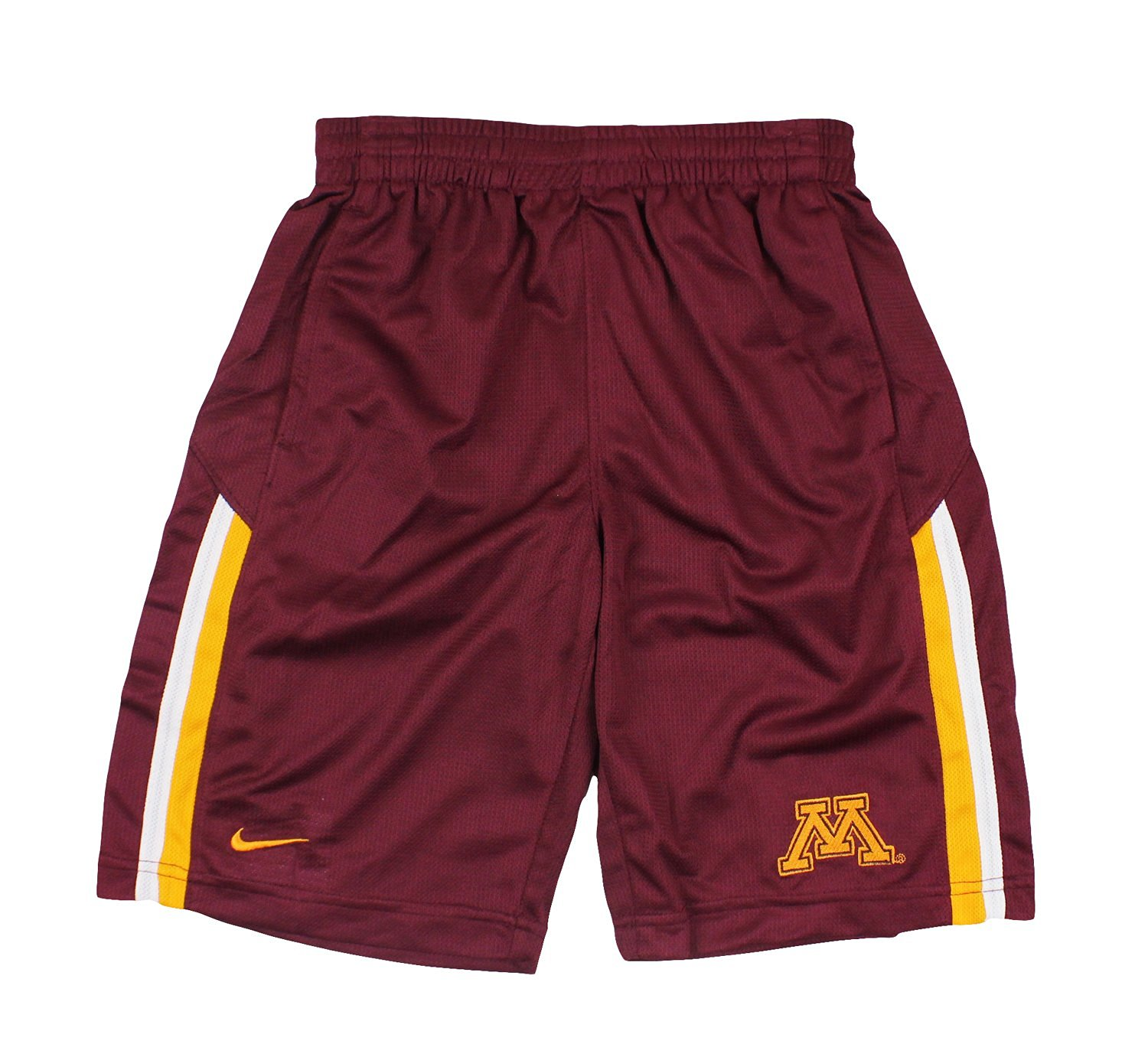 603b8234b6 Get Quotations · Nike NCAA Big Boys Youth Minnesota Golden Gophers Team  DriFIT Shorts