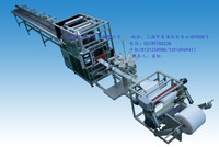 CE approved factory price automatic filter bag sewing machine for dust filter bags
