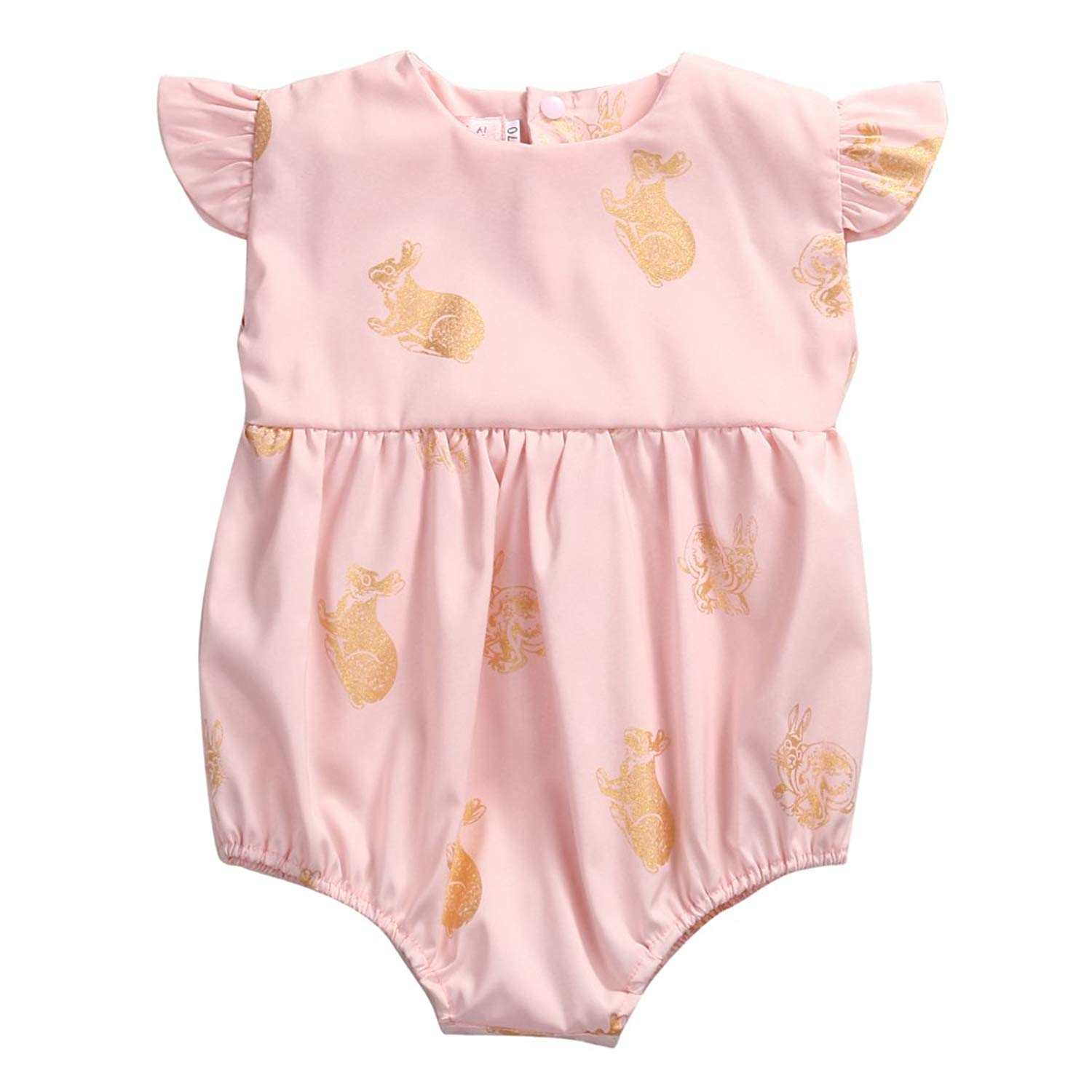 Headband Clothes Outfits Set Tanhangguan Infant Baby Girl Romper Feather Print Sleeveless Tassel Romper Jumpsuit