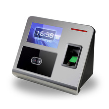 OEM 4.3 inch biometric fingerprint face recognition time attendance device