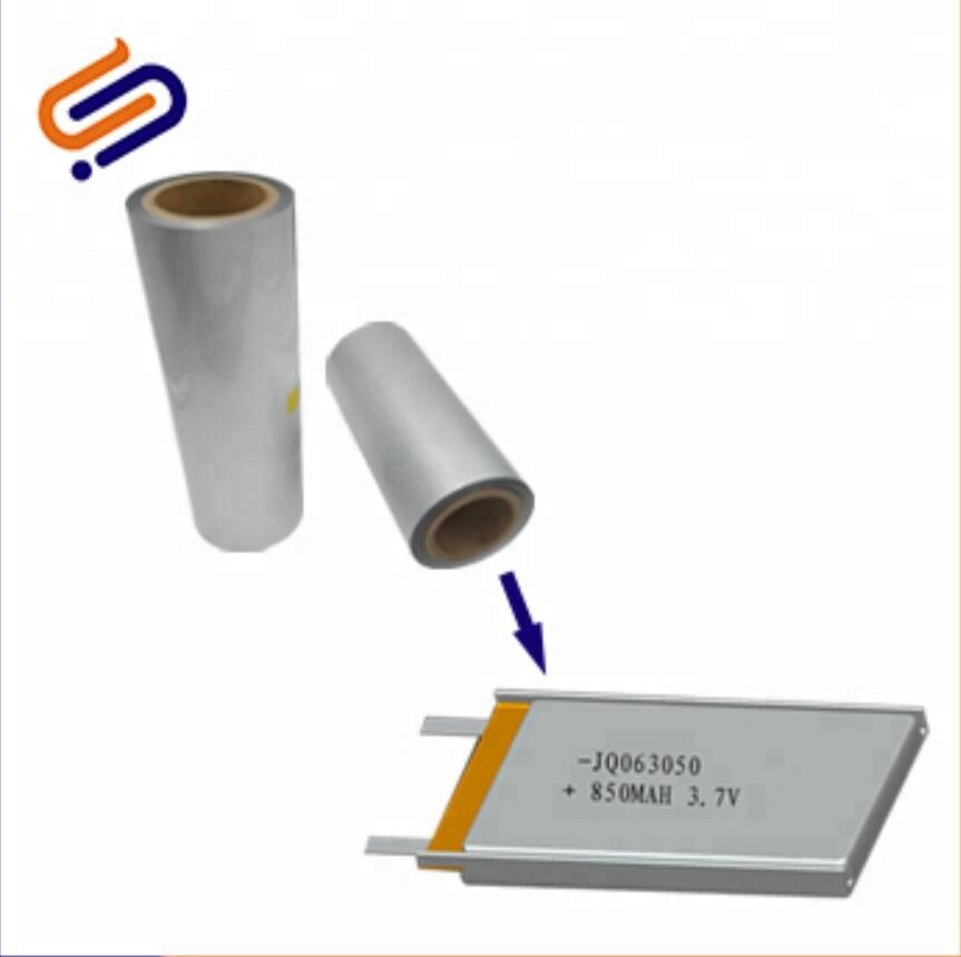 Aluminum Laminated Film for Lithium Polymer Battery