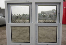 Top quality Tilt and Turn UPVC Double Glazed house window