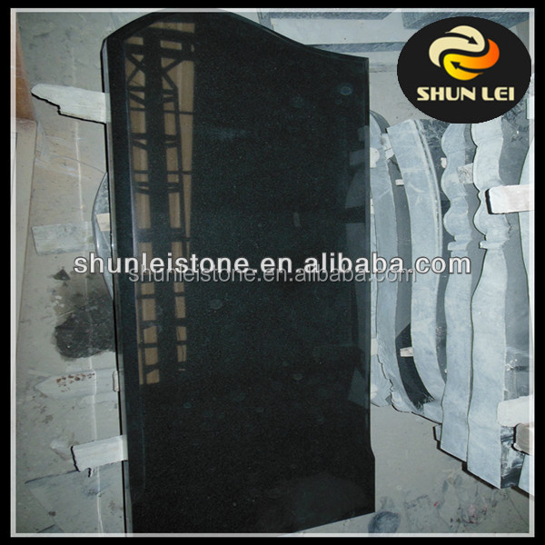 glass tombstone granite headstone marble monument