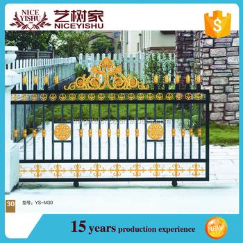 Indian Style Automatic Sliding Gate Design Metal Yard Gate Front Gate Deisngs Buy Metal Yard Gate Front Gate Designs Indian Style Automatic Sliding