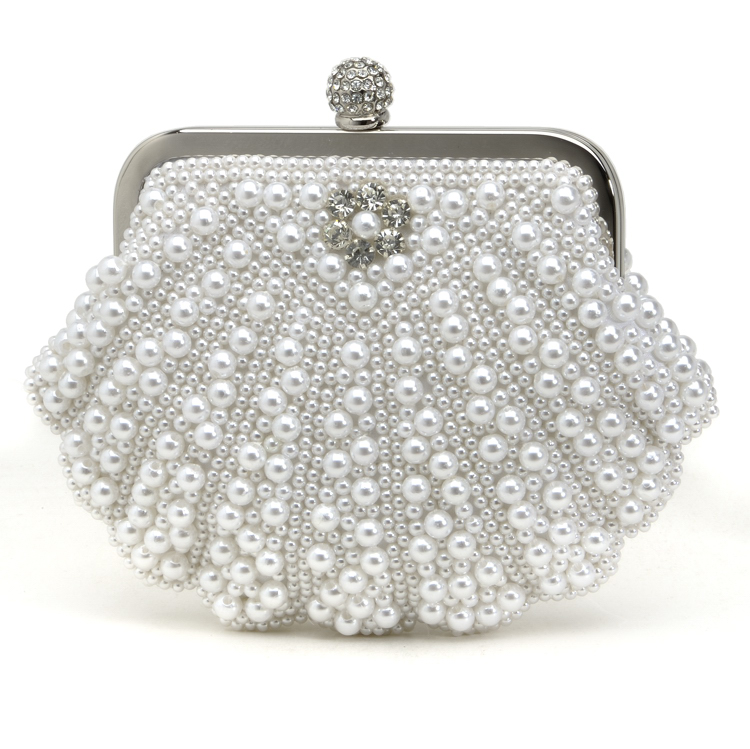High reputation Supplier party wear elegance jewelry <strong>handbag</strong>