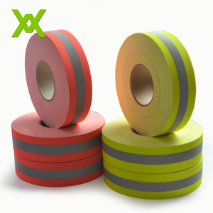 Manufacture High Visibility flame retardant EN471 FR reflective tape