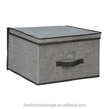 Home Collection Foldable Cardboard Box Storage With Lid 16 Inch Jumbo Storage Box Buy Cardboard Storage Trunk Decorative Cardboard Storage Boxes Storage Boxes With Lids Product On Alibaba Com