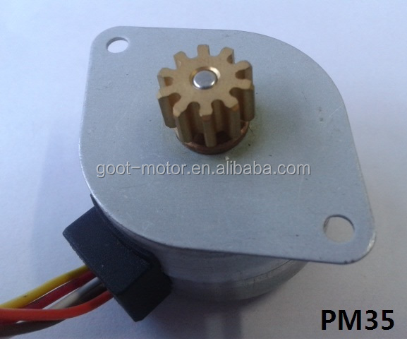35mm 7.5 degree stepping motor