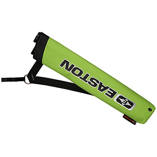 Easton Flipside Quiver RH/LH Neon Green, 2 Tube