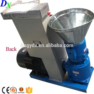 Widely used high efficiency alfalfa wood pellet machine for sale