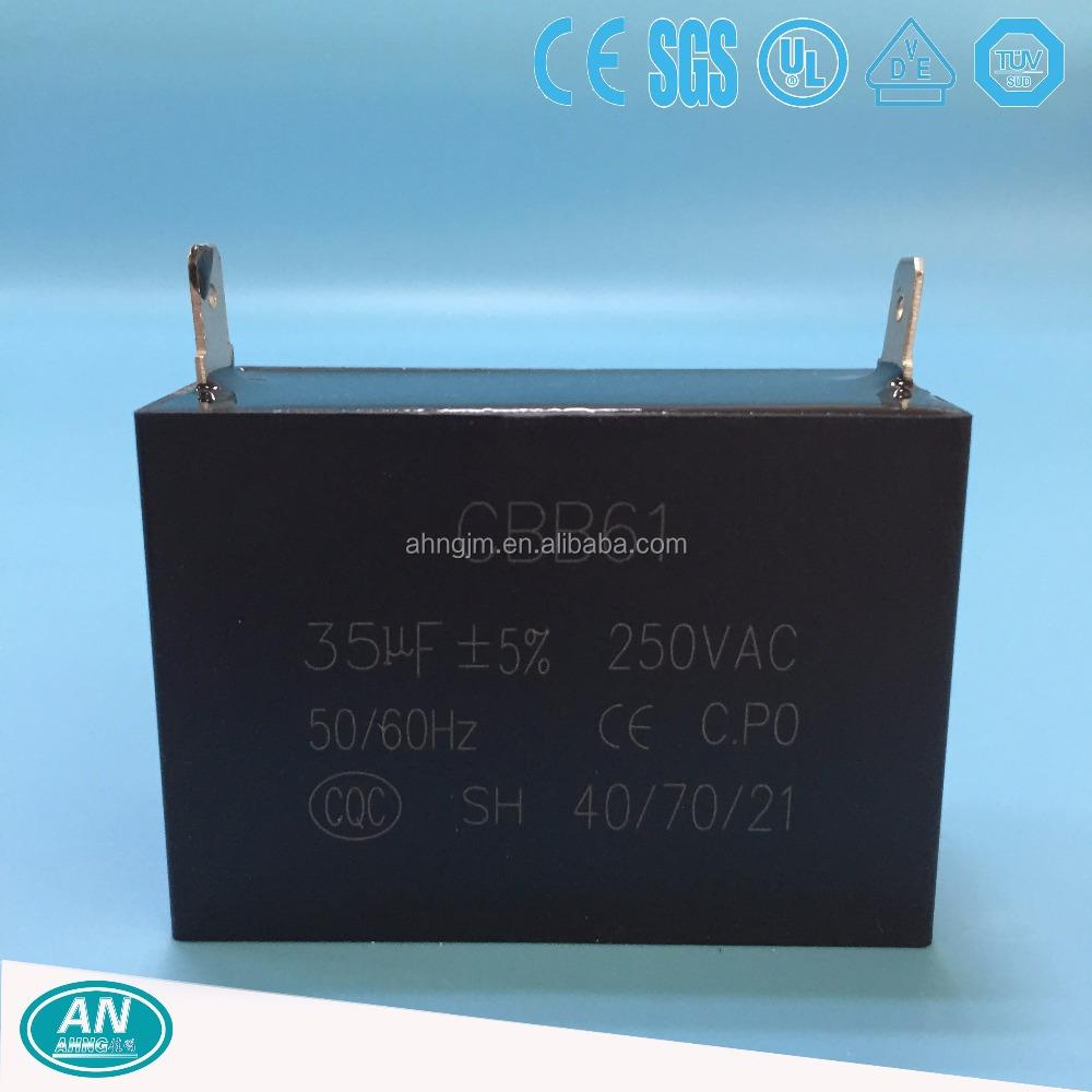 Cari Kualitas Tinggi Kapasitor Cbb61 35 Uf Produsen Dan Capasitor Kotak 25uf Kabel Di Alibabacom