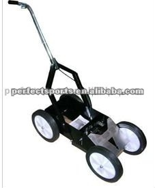 Multi-Surface Aerosol Parking Lot & Athletic Field Line Marking machine