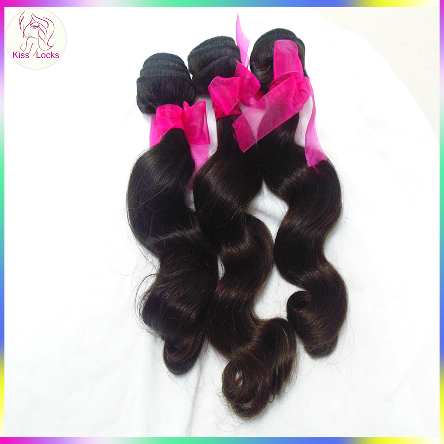 Top premium virgin loose wave Malaysian hair extensions vendors 4 bundles with best service and fast shipping