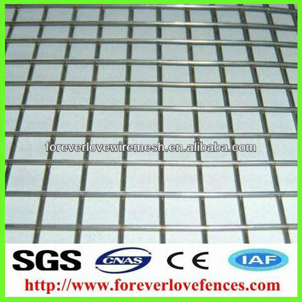 Electro Galvanized Steel Welded Mesh, Electro Galvanized Steel ...