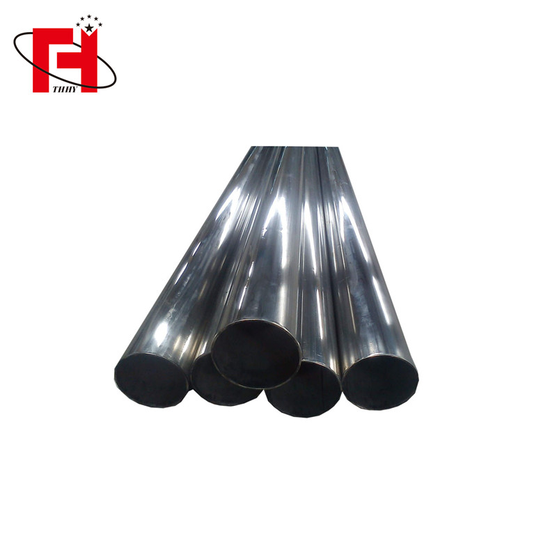 astm a120 welded stainless bho extractor steel pipe 4tube china