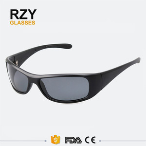 Popular New Stylish Sunglasses Black Brown Super Cool Brand Designer Eyewear Driving Accessories PC frame Polarized Glasses