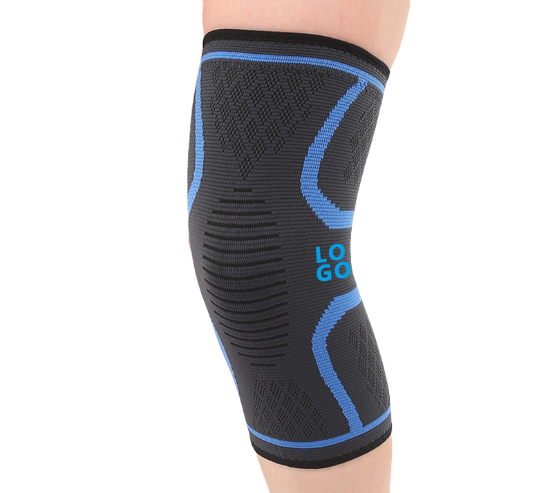Athletics Knee Compression Sleeve Support for Running, Jogging, Sports, Joint Pain Relief, Arthritis and Injury Recovery, Multi colors option or customized