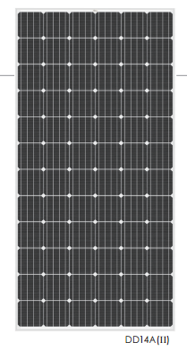 Mono 350w Trinasolar SOLAR PANEL 72 Cell with full certificate