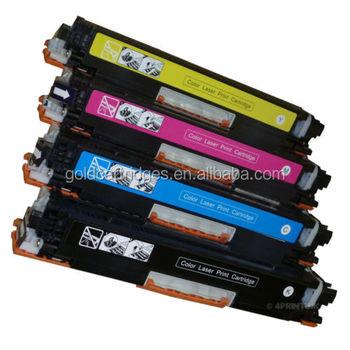 Toner Cartridge For Hp 130a Cf350a Cf351a Cf352a Cf353a Black ...
