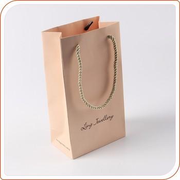 oem small brown kraft paper gift bags & Oem Small Brown Kraft Paper Gift Bags - Buy Recycled Brown Paper ...